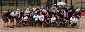 CHS Girls Varsity Softball vs Clawson – 05-17-2019