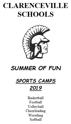 2019 Sports Camps