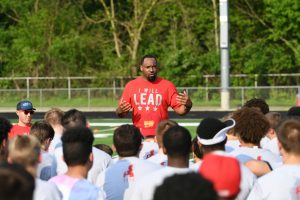 "Tim Shaw Football Camp ""I WILL LEAD"" – 2019 Pt-2"