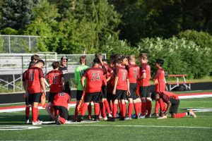 CHS Boys Soccer vs Lamphere – 08-19-2019