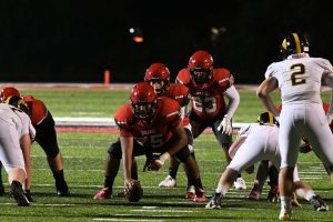 CHS Varsity Football vs Lutheran North – 08-29-2019