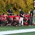 CHS JV Football vs Notre Dame Prep - 09-05-2019