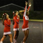 CHS Sideline Cheer - Our Lady of the Lakes Football Game - 09-06-2019