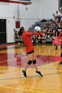CHS Girls Freshman Volleyball vs Melvindale – 09-10-2019