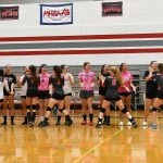 CHS Girls JV Volleyball vs Lutheran Westland - 09-10-2019