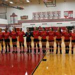 CHS Girls Varsity Volleyball vs Lutheran Westland - 09-10-2019