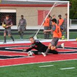 CHS Boys Varsity Soccer Alumni Game part 1 - 09-30-2019