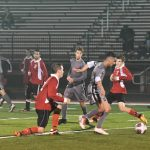 CHS Boys Varsity Soccer Alumni Game part 2 - 09-30-2019