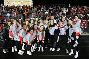 CHS Cheer – Homecoming Game with Alumni – 10-04-2019