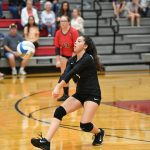 CHS Girls JV Volleyball vs Plymouth Christian - 10-08-2019