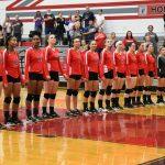 CHS Girls Varsity Volleyball vs Plymouth Christian - 10-08-2019