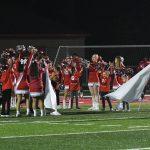 CHS Cheer - Lutheran Northwest Game - 10-11-2019