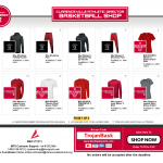 Boys and Girls Basketball Spirit Wear