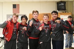 CHS Wrestling at Redford Union Tournament – 12-14-2019