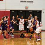 CHS Girls JV Basketball - 01-07-2020