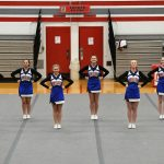 Clarenceville Varsity Cheer Competition at CHS - 01-09-2020 Part 2