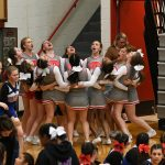 Clarenceville Varsity Cheer Competition at CHS - 01-09-2020 Part 3