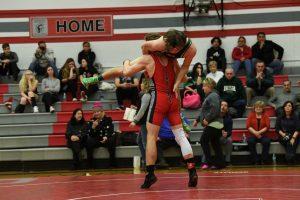 CHS Wrestling – Clarenceville Quad -01-15-2020
