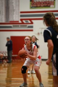 CHS Girls JV Basketball vs Thurston – 02-18-2020