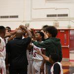 CHS Boys JV Basketball vs Staff - 02-28-2020