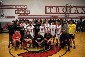 CHS Boys JV Basketball vs Staff – 02-28-2020