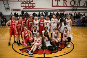 CHS Girls Varsity Basketball vs Alumni – 02-28-2020