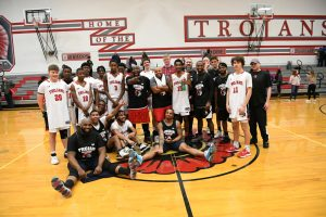 CHS Boys Varsity Basketball vs Alumni – 02-28-2020