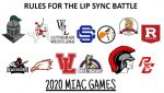 2020 MIAC GAMES – LIP SYNC BATTLE