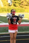 CHS Varsity Cheer - Grass Lake Game – 09-18-2020