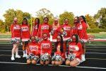 CHS Varsity Sideline Cheer - Harper Creek Football Game- 09-25-2020