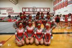 CHS Competitive Cheer hosting Plymouth Christian and Whitmore Lake - Round 1 - 02-18-2021