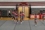 CHS Competitive Cheer hosting Plymouth Christian and Whitmore Lake - Round 2 - 02-18-2021
