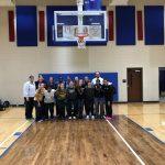 T L Hanna High School Girls Varsity Basketball beat Pickens High School 52-35