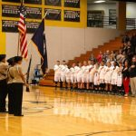 T L Hanna High School Girls Varsity Basketball beat Greenwood High School 47-39