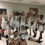 T L Hanna High School Girls Varsity Basketball beat Easley High School 76-19