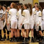 T L Hanna High School Girls Varsity Basketball beat Easley High School 49-22
