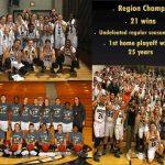 T L Hanna High School Girls Varsity Basketball falls to Clover High School 62-55