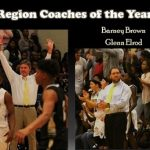 T.L. Hanna Basketball Coaches Honored