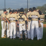 T L Hanna High School Varsity Baseball falls to Easley High School 4-0