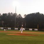 T L Hanna High School Varsity Baseball falls to Seneca High School 5-4