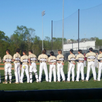 T L Hanna High School Varsity Baseball beat Westside High School 5-3