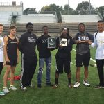 T L Hanna High School Boys Varsity Track finishes 1st place