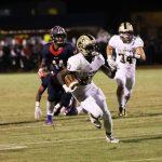 T L Hanna High School Varsity Football beat Belton-Honea Path High School 33-14