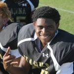 T L Hanna High School Junior Varsity Football beat Easley High School 39-6