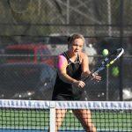10.19.17 Girls Tennis vs. Dorman 1st Round Playoffs
