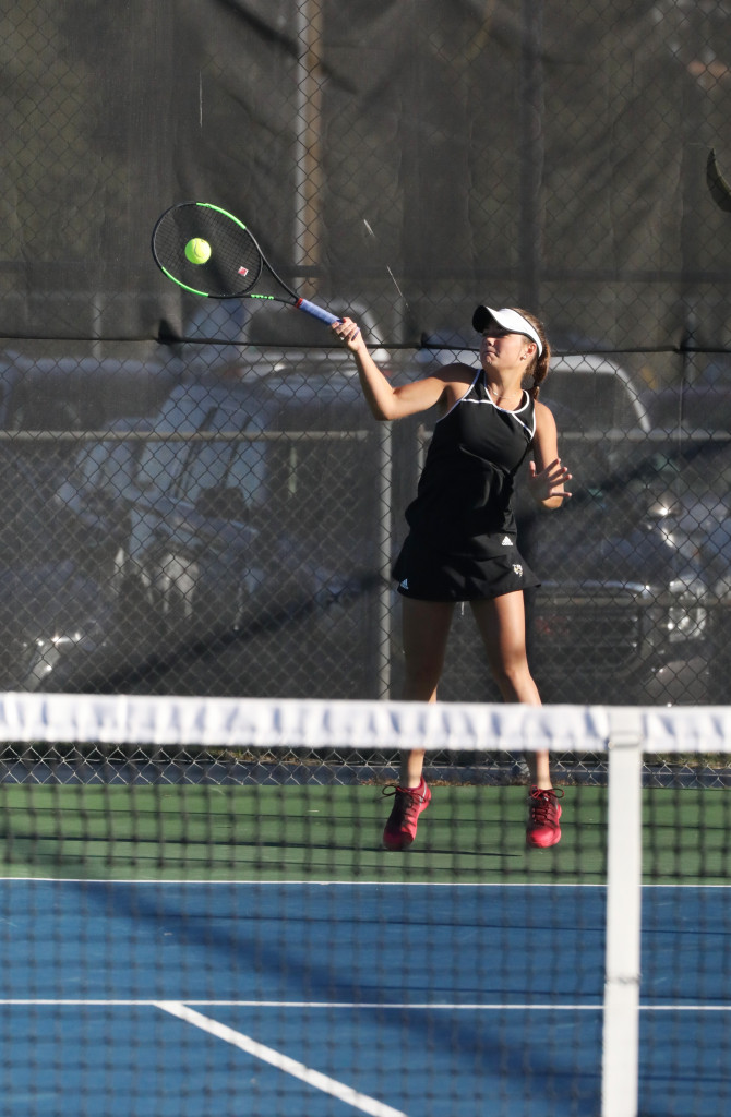 Fall 2018 Girls Tennis Try-outs