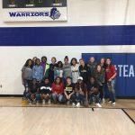 Girls Varsity Basketball beats Berkmar 56 – 28