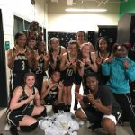 Girls Varsity Basketball beats Easley 51 – 22