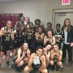 Girls Varsity Basketball beats Westside 52 – 49