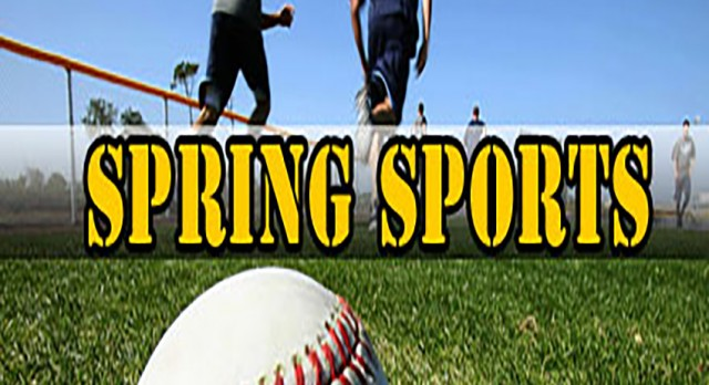 Spring Sports Parent Meeting & Picture Day Info